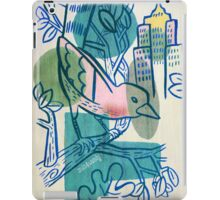 City Tweets iPad Case/Skin