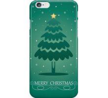 Christmas card 01 iPhone Case/Skin