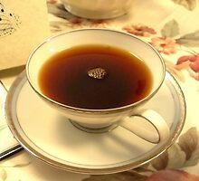 """Tea, Plain and Simple"" by waddleudo"