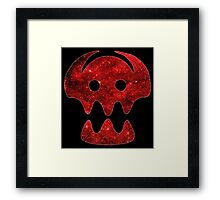 How to Train Your Dragon Viking Logo Framed Print