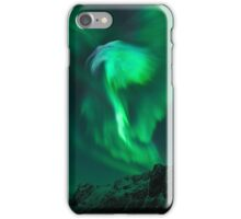 Aurora over Norway iPhone Case/Skin