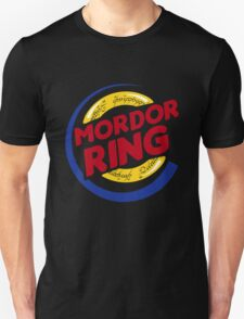 Mordor Ring  T-Shirt