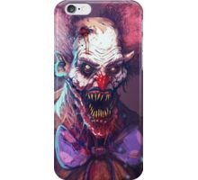 KLOWNTIME iPhone Case/Skin
