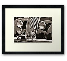 In retrospective...9--- Tipperary Vintage Rally Framed Print