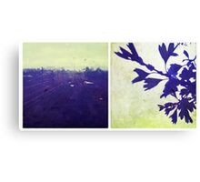 Cambridge Collection: Leaving on the Train Canvas Print