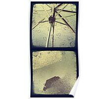Cambridge Collection: Rain One Poster