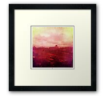 Cambridge Collection: Moody Mill Framed Print
