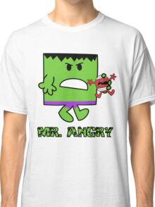 Mr Angry Classic T-Shirt