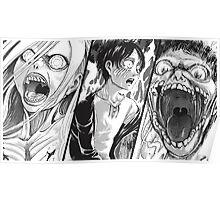 Manga Titan Poster