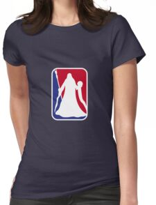National Wizards League Womens Fitted T-Shirt
