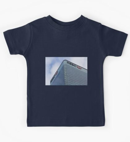 HSBC Tower London Kids Tee
