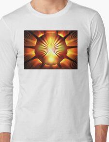 Mandarin Orange Long Sleeve T-Shirt