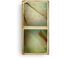 Cambridge Collection: Rain Two Canvas Print