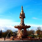 The Doulton Fountain ~ Glasgow Green by ©The Creative  Minds