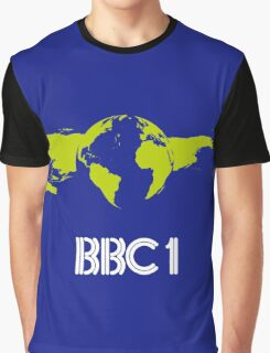 BBC1 Graphic T-Shirt