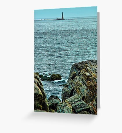 Marvelous Maine Greeting Card