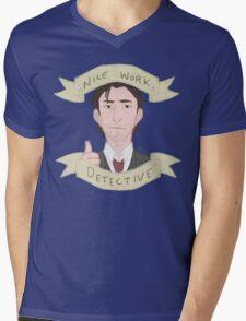 Sebastian Castellanos Seal of Approval Mens V-Neck T-Shirt