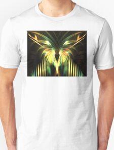 Yellow Plumes Unisex T-Shirt