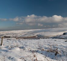Woodhead in the snow 03 by James Kowacz