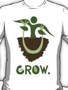 GROW - Hidden Truth T-Shirt