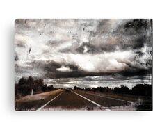 long haul Canvas Print