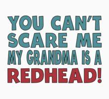 My Grandma Is A Redhead Baby Tee