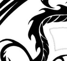 Dragon Art 1 Sticker