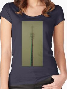 Tower Tee Women's Fitted Scoop T-Shirt