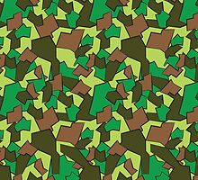 Sharp Camo by blocheadted