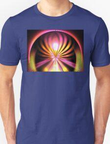 Sunshine Lotus Unisex T-Shirt
