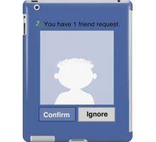 Friends? Ernie iPad Case/Skin