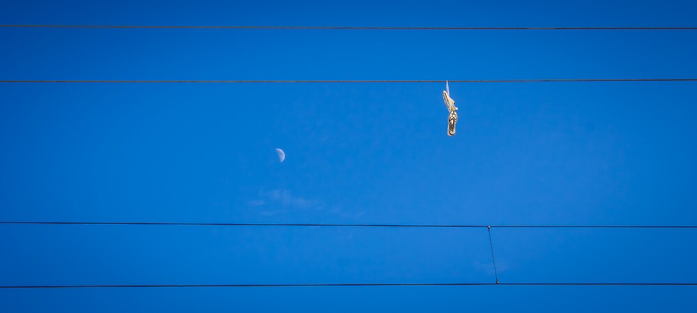 Lunar Shoes by Matti Ollikainen
