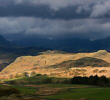Cumbria: Light & Land by Angie Latham
