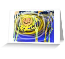 STACCATO Greeting Card
