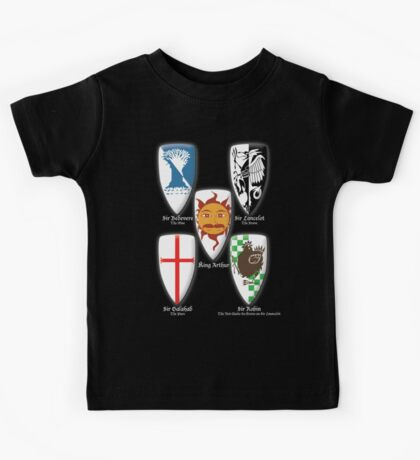 Shields White Kids Tee