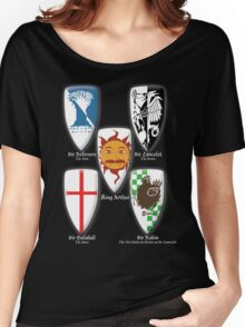 Shields White Women's Relaxed Fit T-Shirt