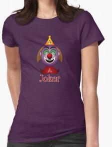 Joker Womens Fitted T-Shirt