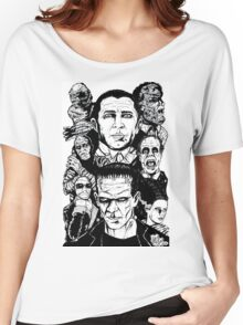 Universal Monsters Women's Relaxed Fit T-Shirt