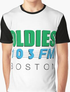 Oldies 103FM Graphic T-Shirt