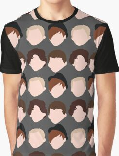Fall Out Boy-Silhouette Graphic T-Shirt