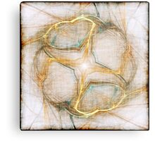 The Quilt Metal Print