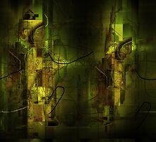 Eccentric 3 by Rois Bheinn Art and Design