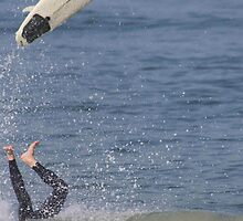 Surfing takes a lot of Skill by Sonya Lynn Potts