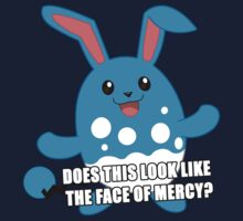 Twitch Plays Pokemon - Pokemon Emerald - Does This Look Like the Face of Mercy? Baby Tee