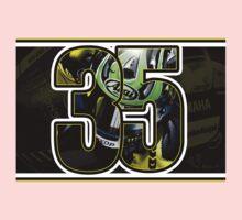 Cal Crutchlow - Monster Tech 3 Yamaha T-Shirt Kids Tee