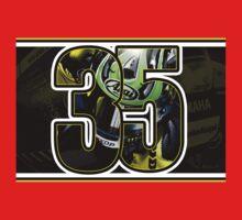 Cal Crutchlow - Monster Tech 3 Yamaha T-Shirt Kids Clothes