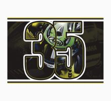 Cal Crutchlow - Monster Tech 3 Yamaha T-Shirt One Piece - Short Sleeve