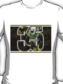 Cal Crutchlow - Monster Tech 3 Yamaha T-Shirt T-Shirt