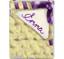 Emma iPad Case/Skin