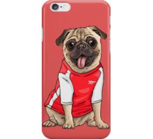 football pug iPhone Case/Skin
